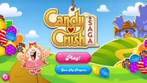 Candy Crush Saga- Top Android Game