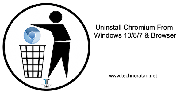 Uninstall Chromium From Windows and Browsers