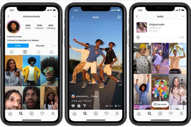Instagram Reels Feature in India- New Tiktok Rival