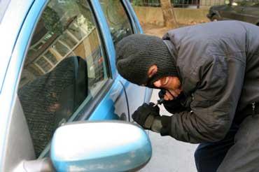 Brian Mulligan had no tools to steal a car