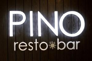 PINO Resto Bar Logo