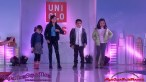 Uniqlo Kids fall