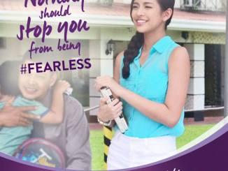 Whisper Fearless