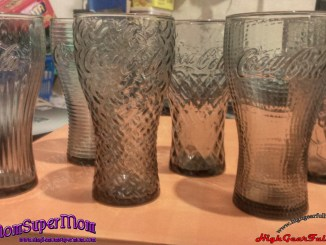McDonalds Coca-Cola Glasses 2014