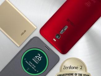 ZenFone 2 Award