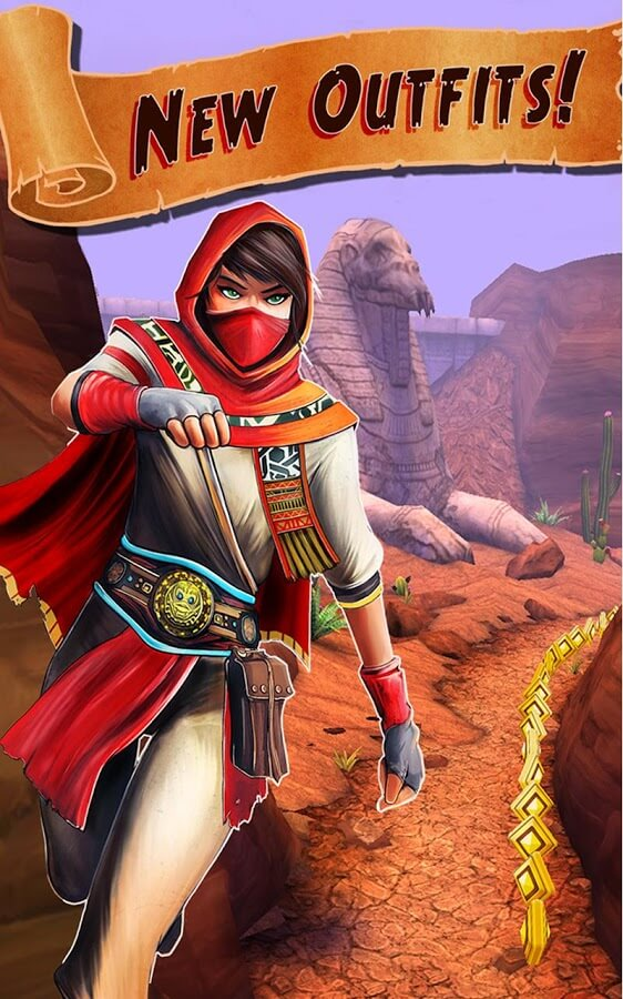 Download Temple Run 2 Blazing Sands for Windows PC & Mac OS
