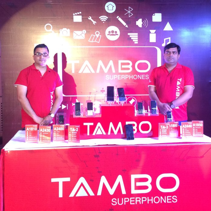 Tambo Mobiles launched in Nepal