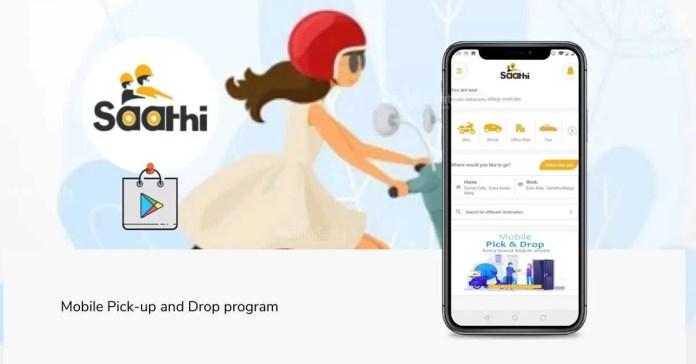 Saathi Mobile Pick-up and Drop program