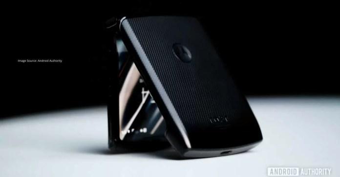 Motorola Razr R 2020