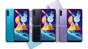 Samsung Galaxy M11 and M01 set to launch on June 2; design, specifications and pricing leaked