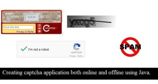 captcha application