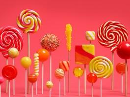 lollipop ui sony
