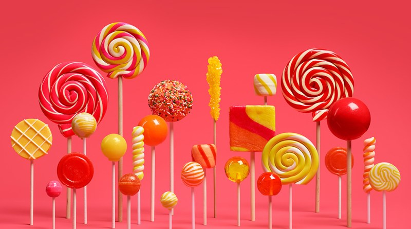 lollipop ui sony