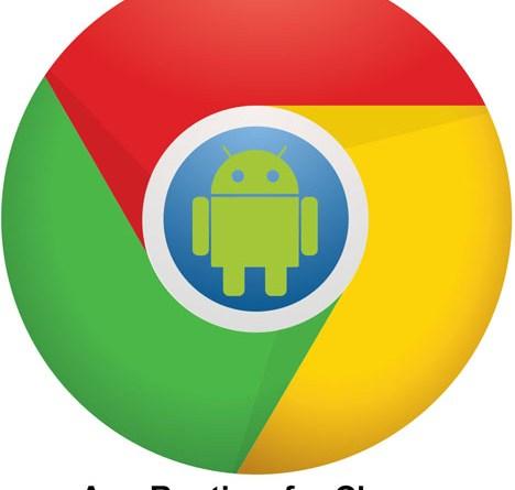 android app run on chrome