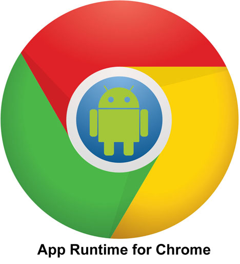 android app run on chrome