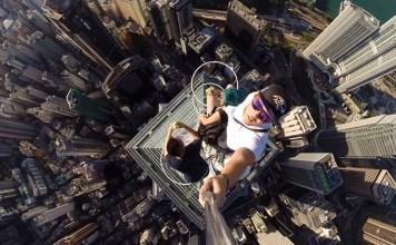 top selfie