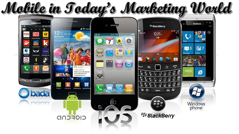 Mobile in Today's Marketing World