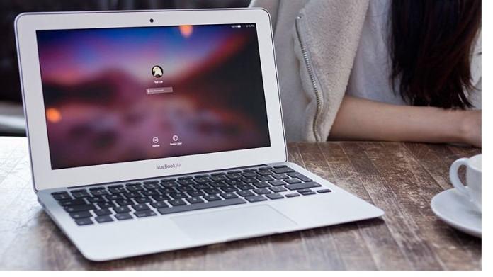 Mac Screen sizes