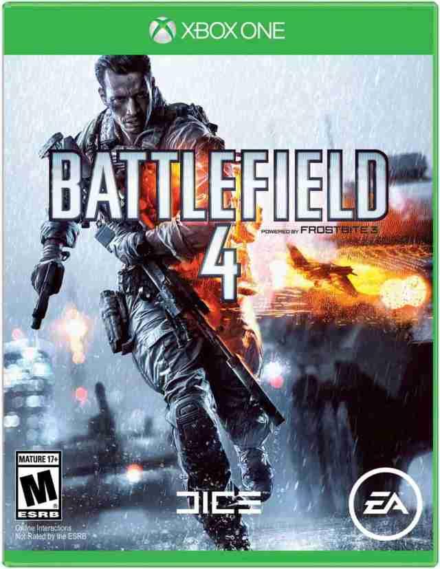Battlefield 4 Game
