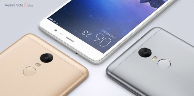XIAOMI REDMI Note 3 32GB 4G Phablet