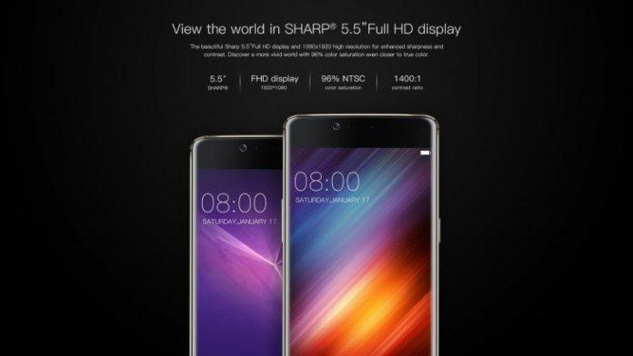 """5.5"""" FHD Display"""