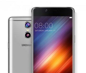 DOOGEE Dual camera phone