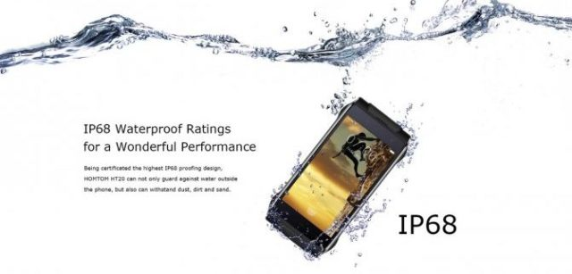 Awesome waterproof feature