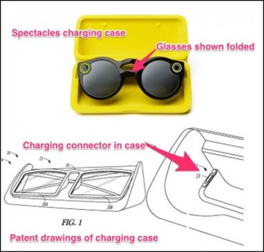 Snapchat spectacles accesorries