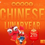 Flash Sale On Gearbest at Happy Chinese Lunar New Year