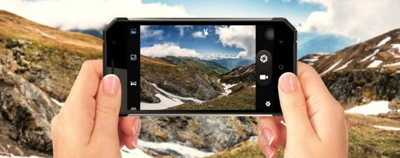 Crystal Clear picture by 13 MP Rear Camera NOMU 30 Review