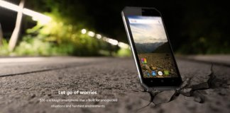 NOMU S30 4G PHABLET REVIEW
