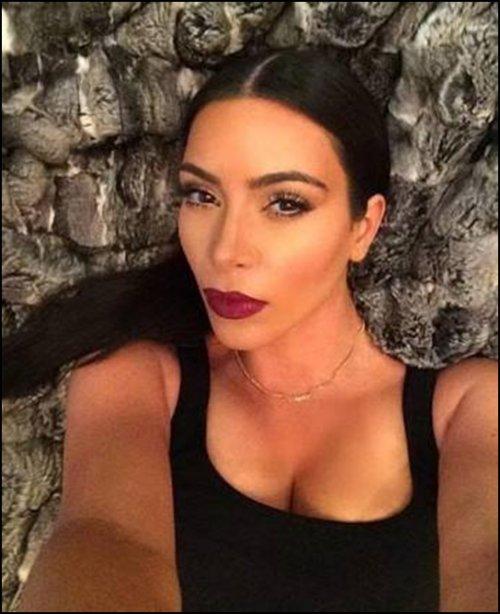 Kim Kardashian Snapchat Account