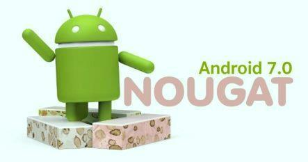 Android 7.0 Nougat with AGM X2 Smartphone