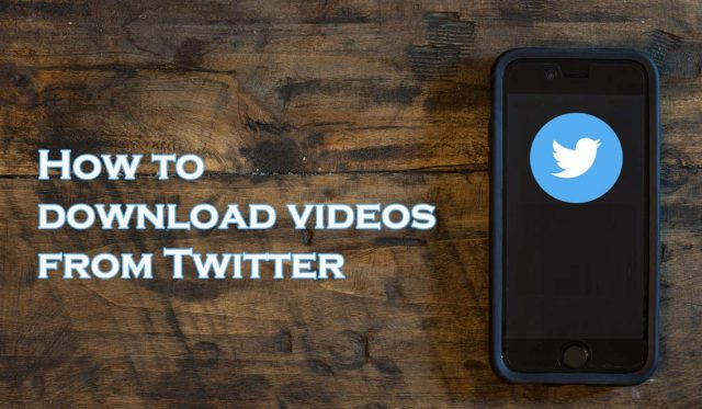 How To Download Twitter Videos on iPhone, iPad, or Android