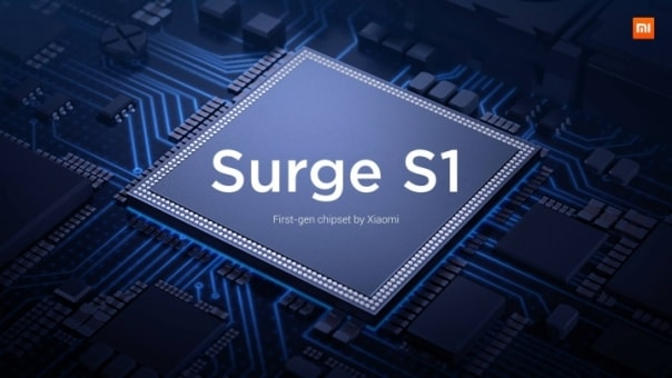 SURGE S1 CHIPSET IN MI5C