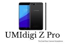 UMIdigi Z Pro Smartphone