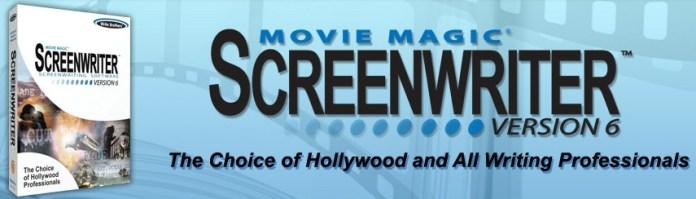 Movie Magic Screenwriter
