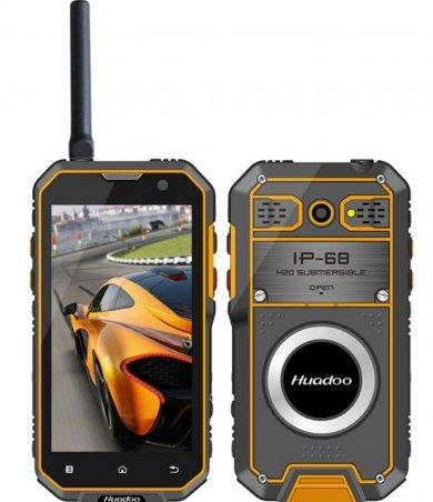 Huadoo HG05 Rugged Smartphone