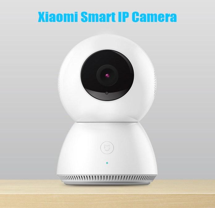 Xiaomi Wireless Smart IP Camera