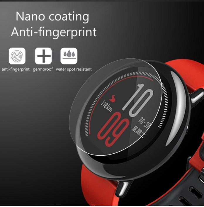 Xiaomi Amazfit Smartwatch Display