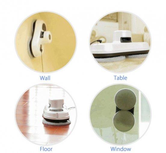 Features of Cop Rose Smart Robot Window Cleaner