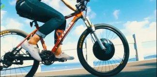 UrbanX Electric Wheel Bycycle