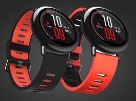 Xiaomi Amazfit Smartwatch
