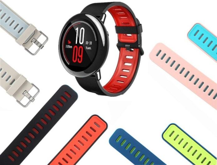 Xiaomi Amazfit Smartwatch color