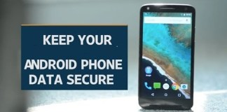 how to secure android phone from hackers