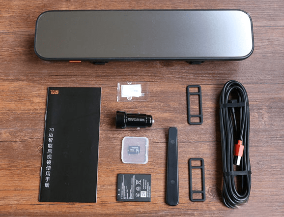 Xiaomi Smart RearView Mirror