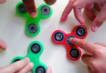 Why Hand spinner