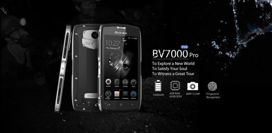 Blackview BV7000 4G Smartphone