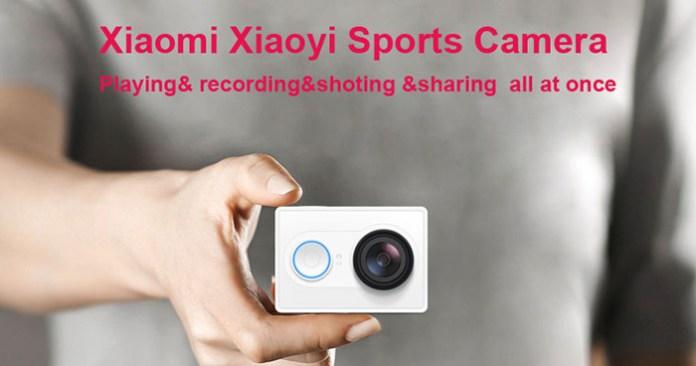 Xiaomi Yi 1080p Action Camera