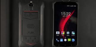 Bluboo R1 Rugged Smartphone
